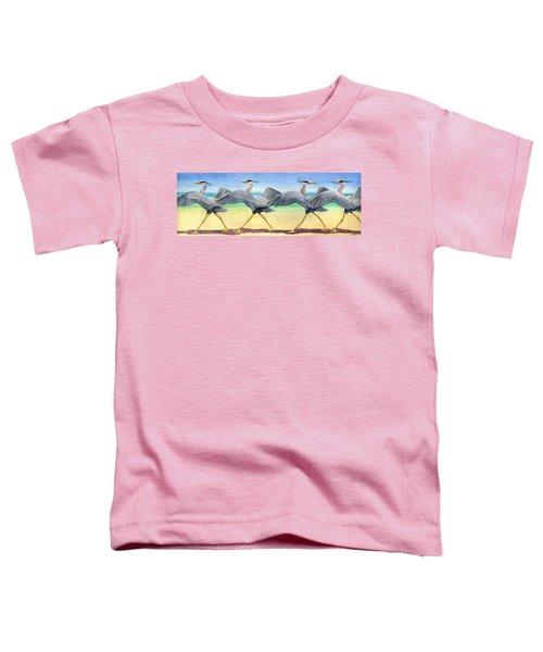 Walk This Way Toddler T-Shirt