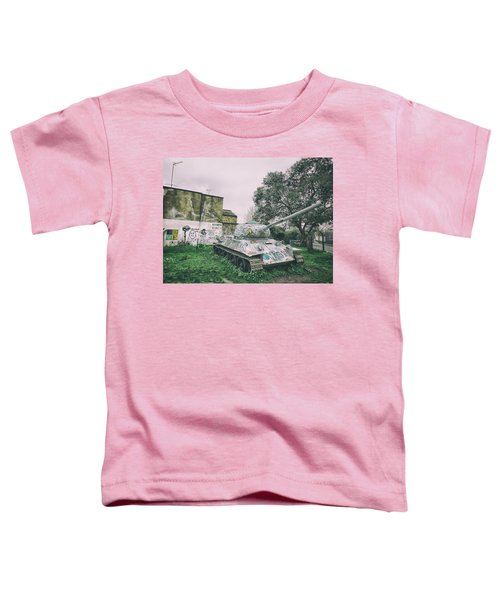 War Torn Toddler T-Shirt