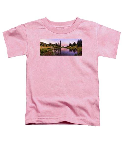 Wasatch Back Toddler T-Shirt