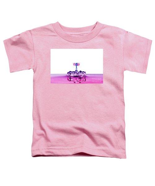Water-king Toddler T-Shirt by Mathias Janke