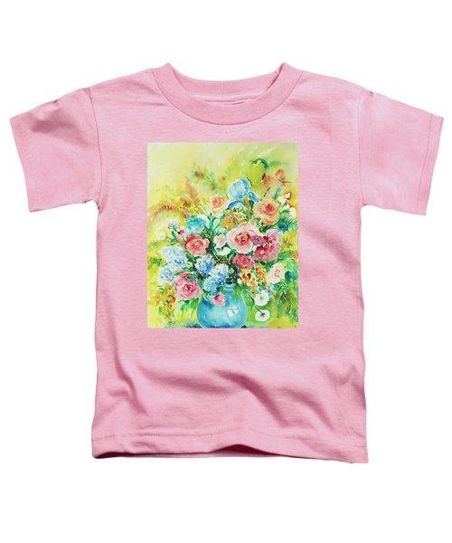 Watercolor Series 120 Toddler T-Shirt