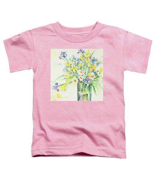Watercolor Series 143 Toddler T-Shirt