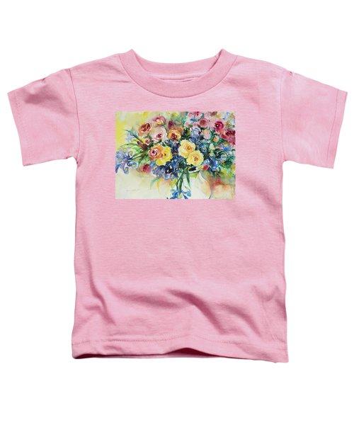 Watercolor Series 62 Toddler T-Shirt