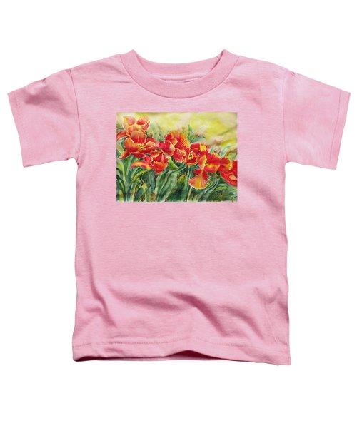 Watercolor Series No. 241 Toddler T-Shirt