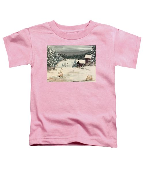 Weekend Getaway Toddler T-Shirt