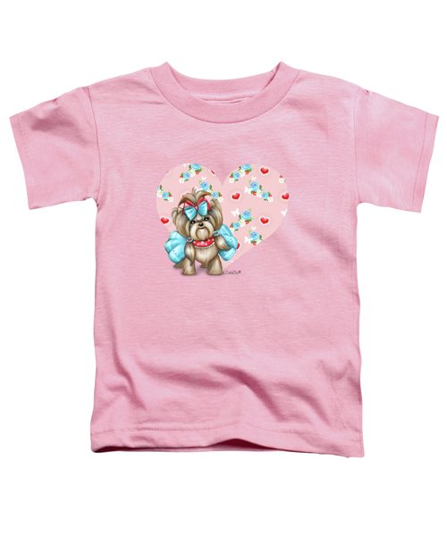 Welcome Spring Toddler T-Shirt