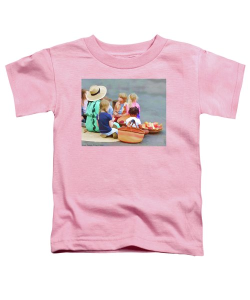 Welcome The Children Toddler T-Shirt