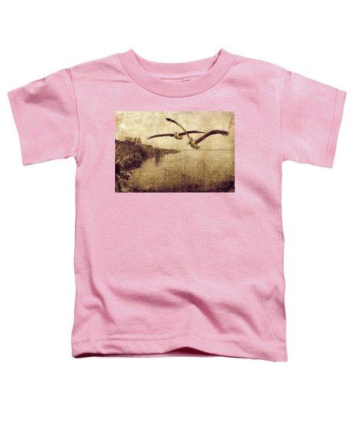 Wetlands Toddler T-Shirt