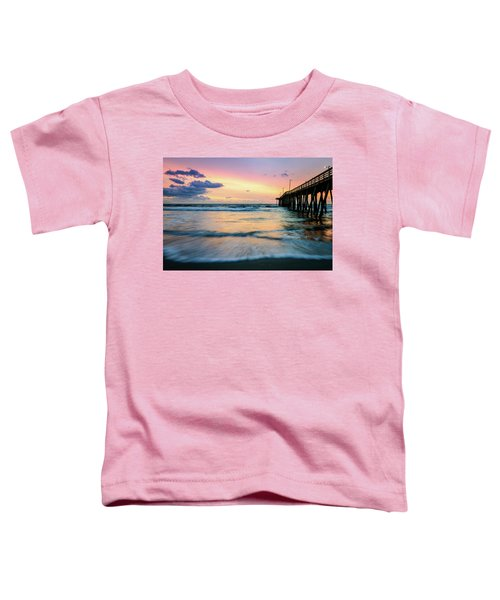 When The Tides Return Toddler T-Shirt