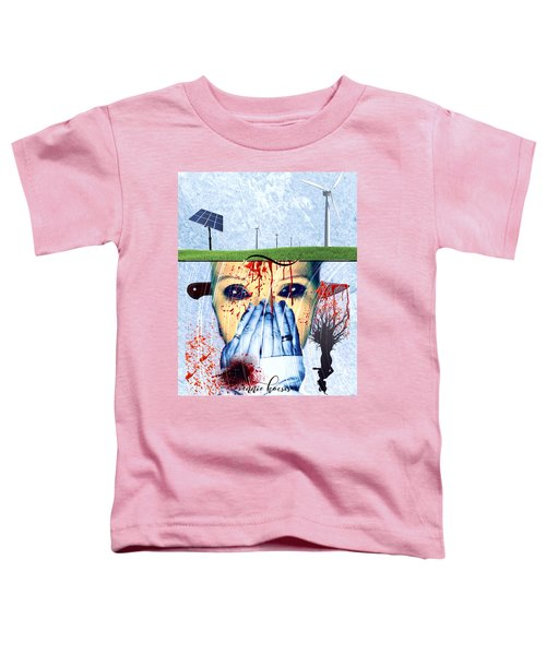 When They Take The Mind Toddler T-Shirt