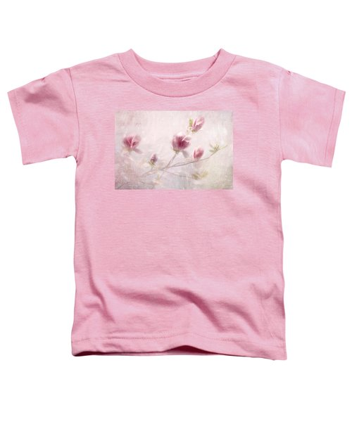 Whisper Of Spring Toddler T-Shirt