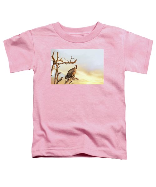 White-backed Vulture Toddler T-Shirt