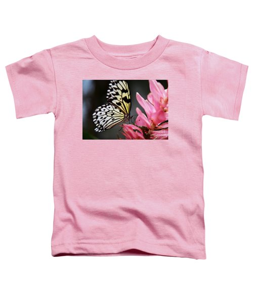 White Tree Nymph Toddler T-Shirt