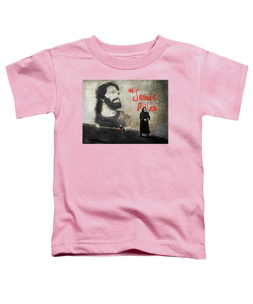 Who Knew Toddler T-Shirt
