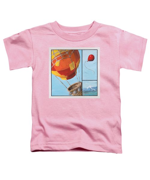 Who's Flying This Thing? Toddler T-Shirt