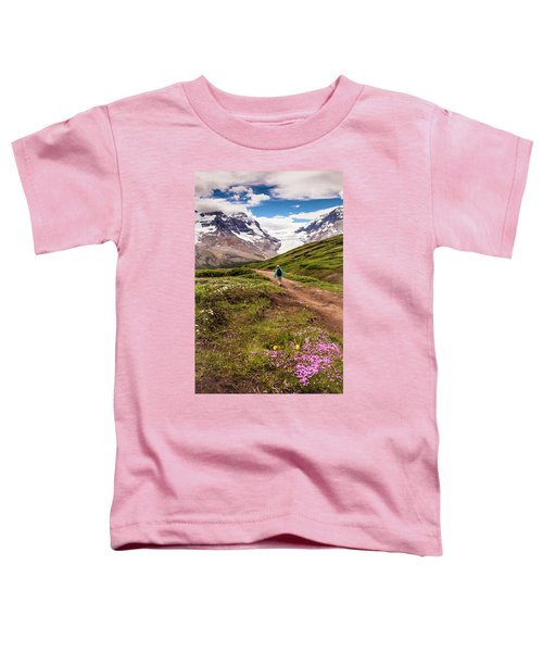 Wilcox Pass Toddler T-Shirt