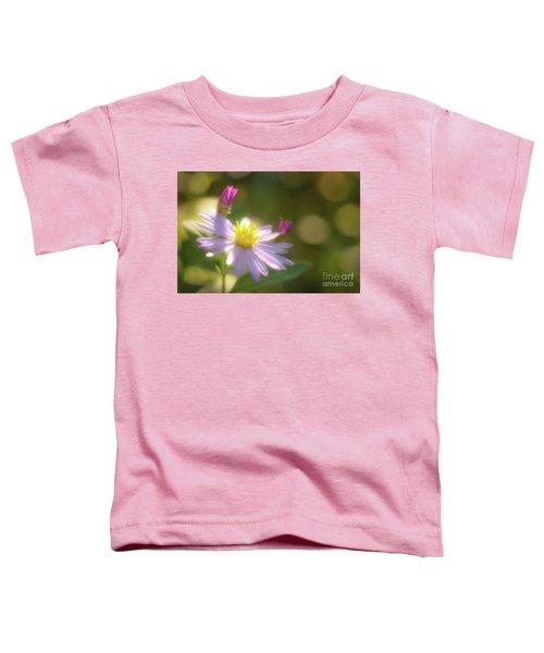 Wild Chrysanthemum Toddler T-Shirt by Tatsuya Atarashi