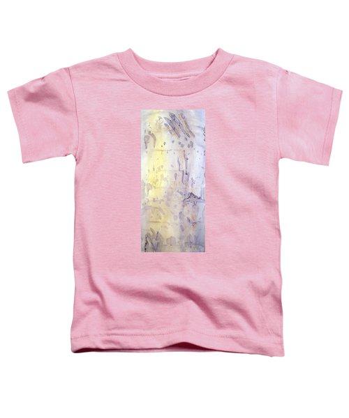 Wilderness Calligraphy - Aspen Tree Toddler T-Shirt