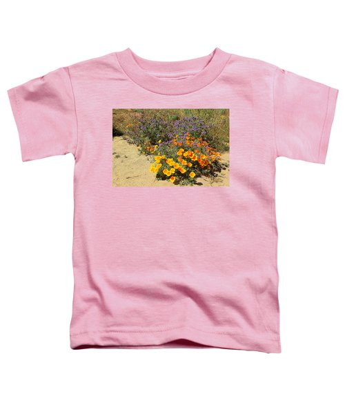 Wildflowers In Spring Toddler T-Shirt