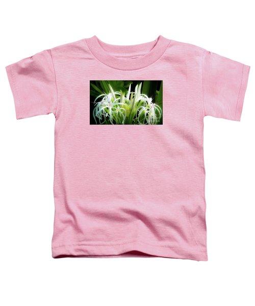 Wildflowers Of Hawaii Toddler T-Shirt