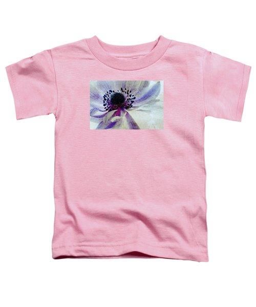 Windflower Toddler T-Shirt by AugenWerk Susann Serfezi