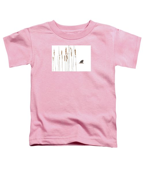 Winter Came Suddenly Toddler T-Shirt