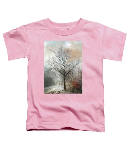 Winter Magic Toddler T-Shirt