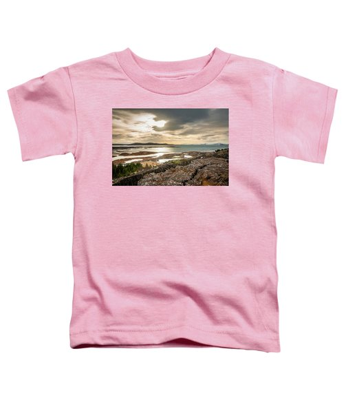 Winter Warmth Toddler T-Shirt