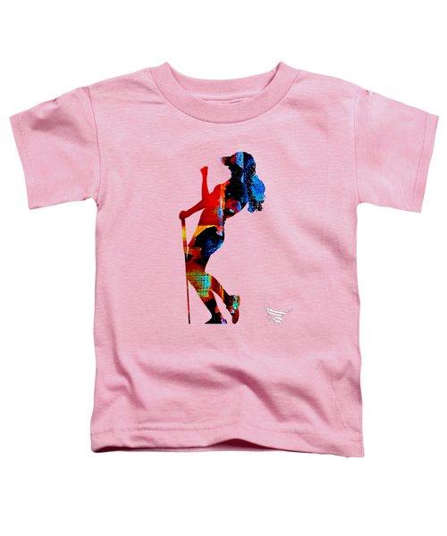 Womens Golf Collection Toddler T-Shirt