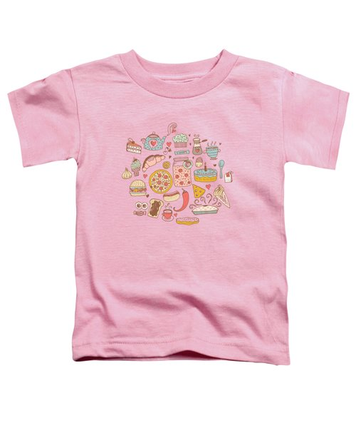 Wonderful Treats From The Kitchen Toddler T-Shirt
