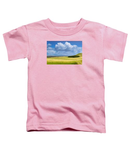 Wood Copse On A Hill Toddler T-Shirt