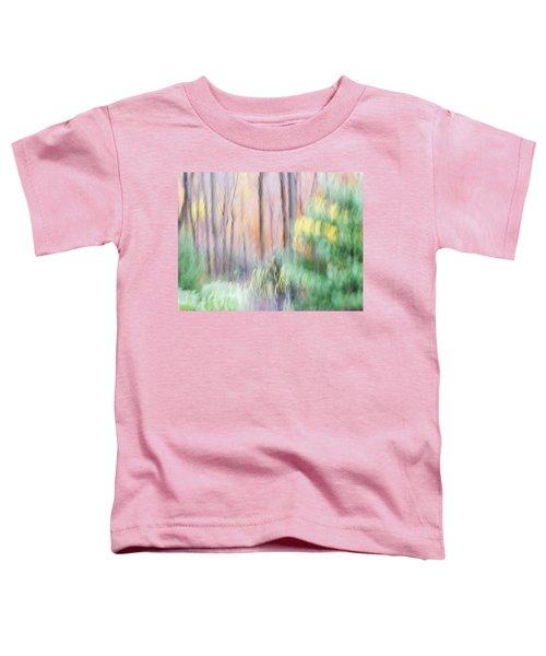 Woodland Hues 2 Toddler T-Shirt