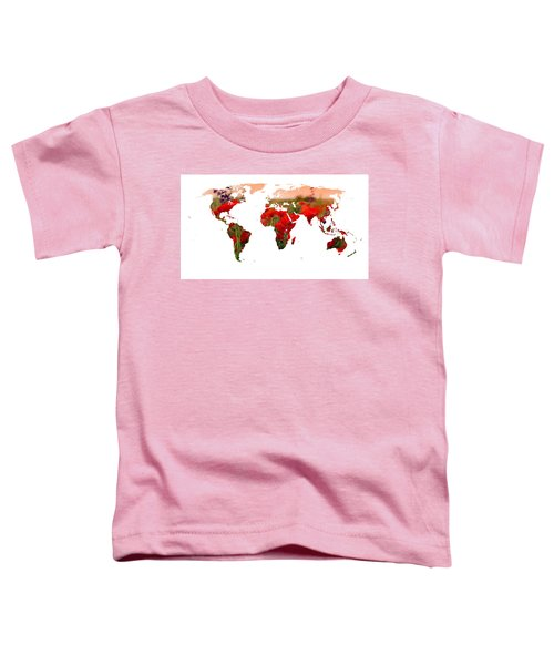 World Of Poppies Toddler T-Shirt