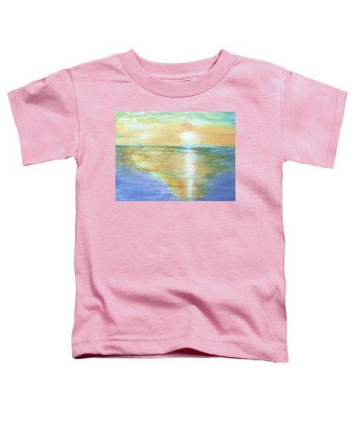 Wow Sunset Toddler T-Shirt