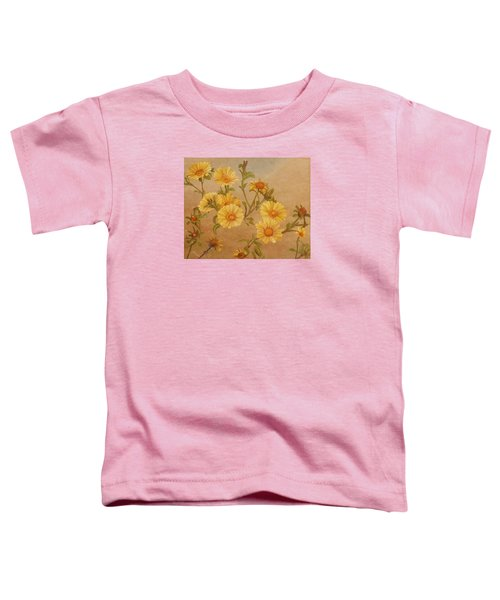 Yellow Daisies Toddler T-Shirt