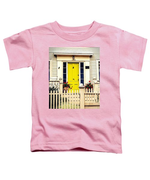 Yellow Door Toddler T-Shirt