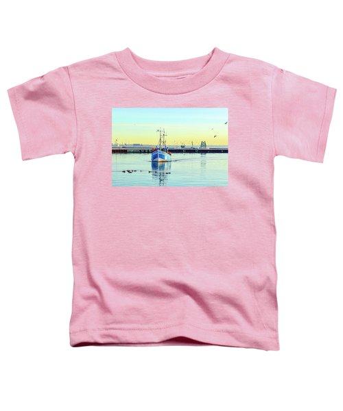 Yield For Ducks Toddler T-Shirt
