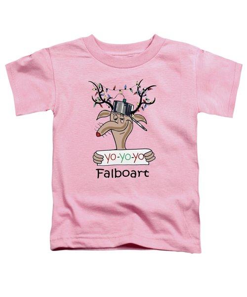 Yo Yo Yo Toddler T-Shirt