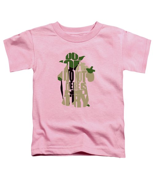 Yoda - Star Wars Toddler T-Shirt