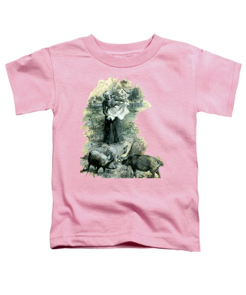 Yohn Pigs  Toddler T-Shirt
