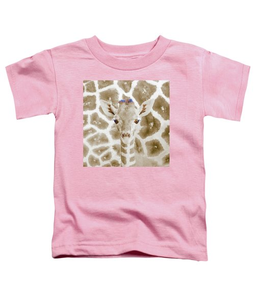 Young Giraffe Toddler T-Shirt