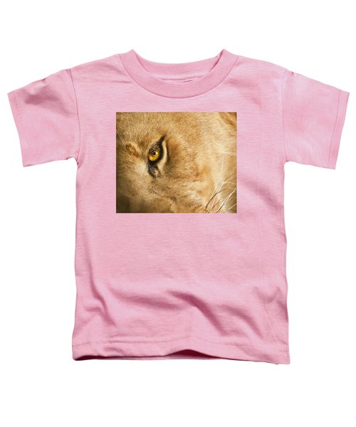 Your Lion Eye Toddler T-Shirt