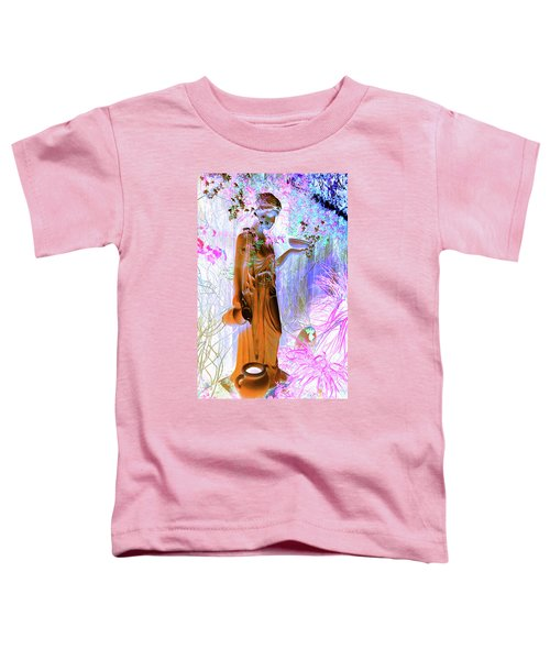 Awaiting For Your Return Toddler T-Shirt