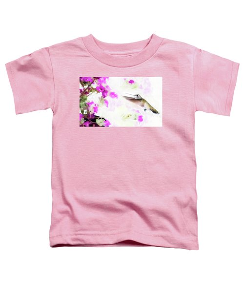 Hungry Hummer Toddler T-Shirt