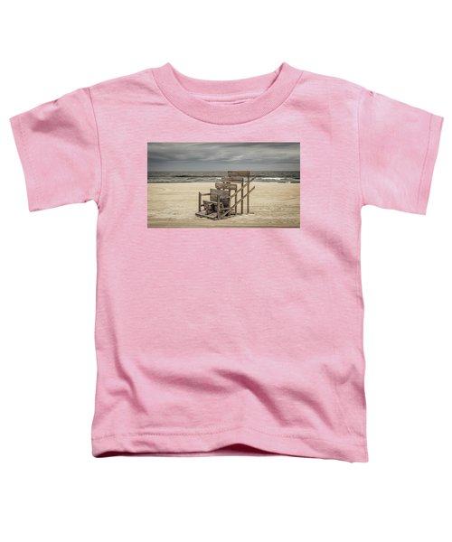 Lifeguard Stand Toddler T-Shirt