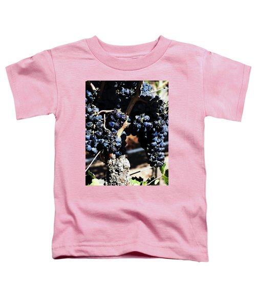 122918 Wine On The Vine Toddler T-Shirt
