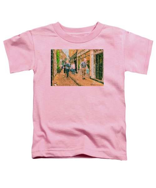 A Day At The Shops Toddler T-Shirt