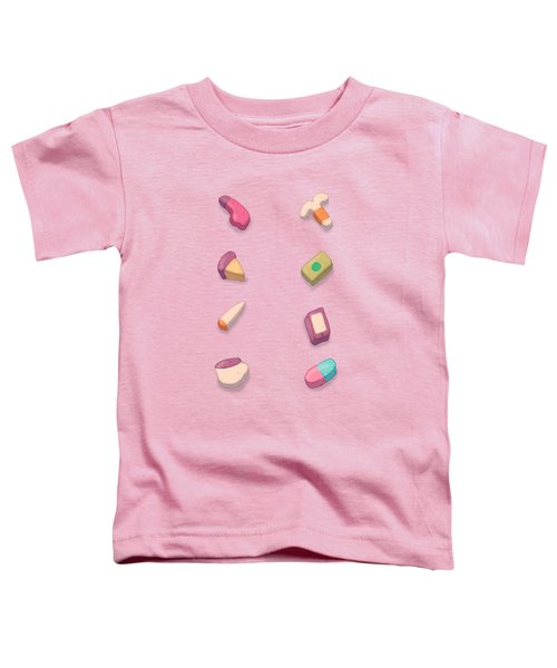 Adult Lucky Charms Toddler T-Shirt