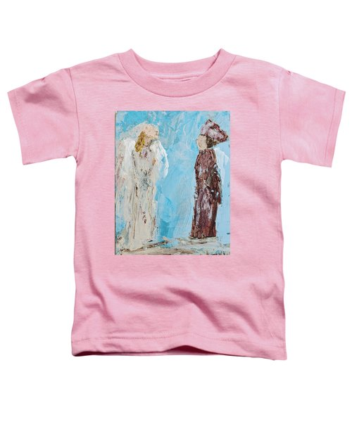 Angel Of Wisdom Toddler T-Shirt