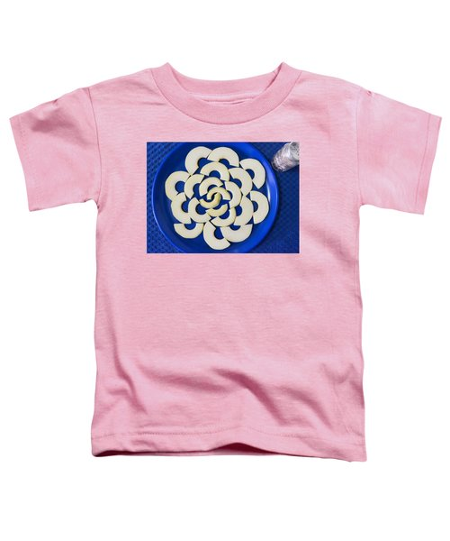 Toddler T-Shirt featuring the photograph Apple A Day by Carl Young